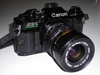 CANON AE-1P